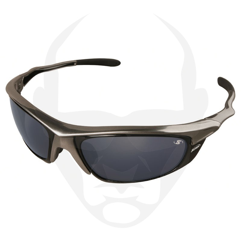 Scope Rogue 2 Safety Glasses w/ Blue Mirror Lens