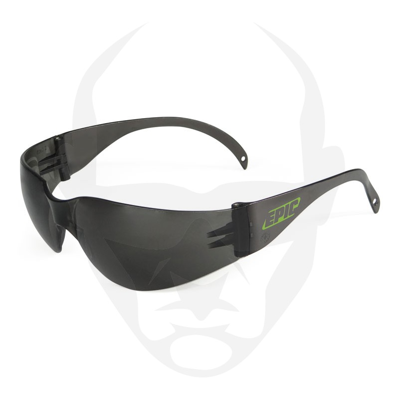 EPIC ECHO Safety Glasses Smoke