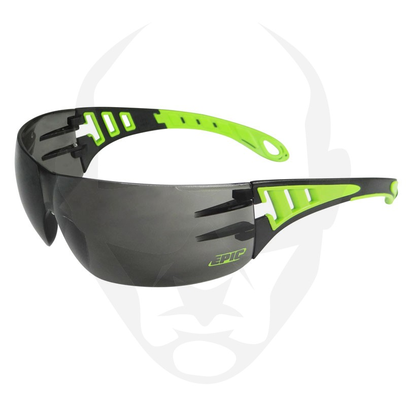 EPIC EPIC SAFETY GLASSES - Smoke