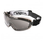 Scope Fusion Safety Goggles w/ Smoke Lens